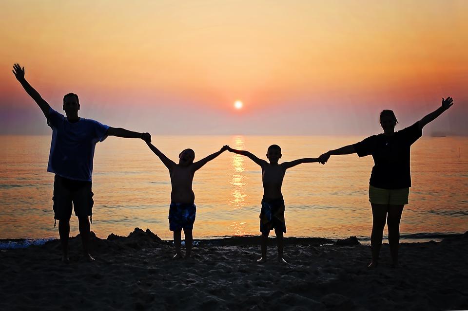 Les vacances en famille, quelques idées pour vous
