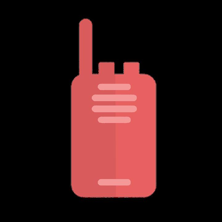 Le talkie-walkie