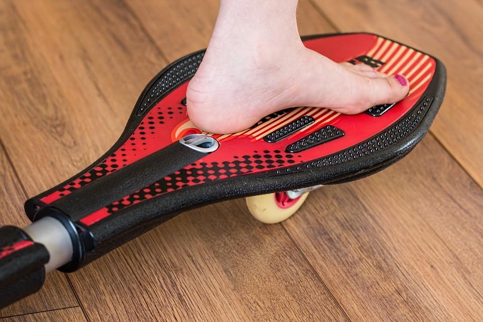 La planche à équilibre, pour une meilleure pratique d'équilibre quotidienne.