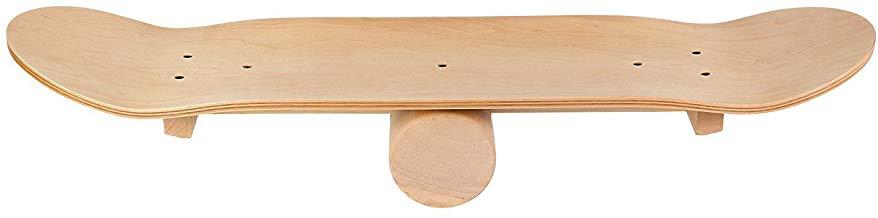 La planche à équilibre, dans le processus de la maitrise d'équilibre