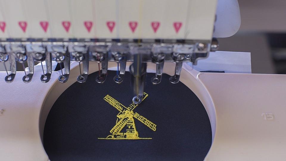 La machine à broder, un excellent moyen d'effectuer son activité de broderie