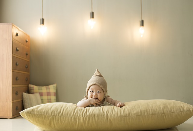 Un bon oreiller pour un enfant : le meilleur moyen de s'endormir