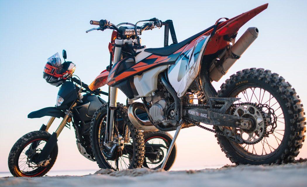 Vous avez une moto ? Décorez la !