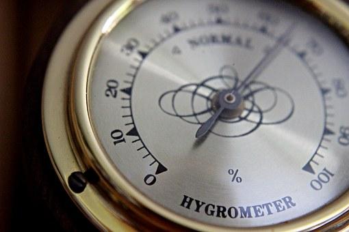 Comment contrôler le taux d'humidité à l'intérieur de la maison?
