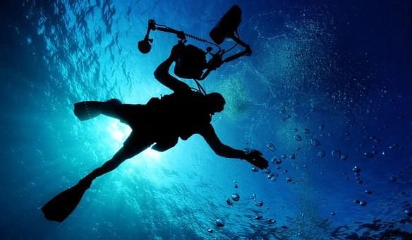 La plongée sous marine, pour les amoureux de la natation