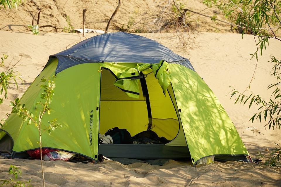Une tente publicitaire pour vos évènements