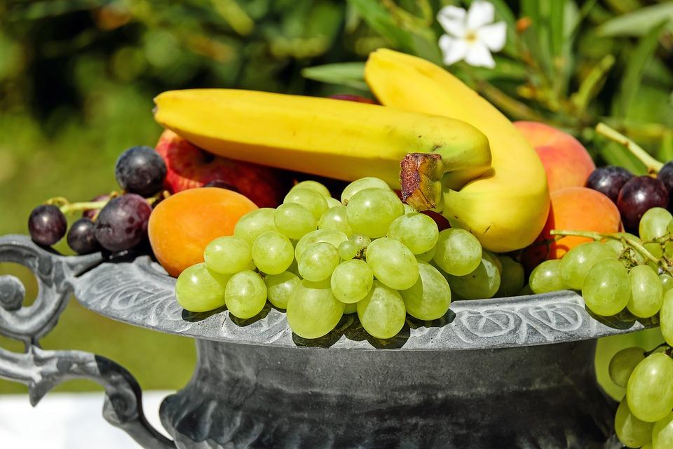 Garder la forme avec quelques fruits dans vos repas