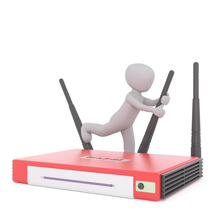 Le routeur 4G, la garantie d'une bonne connection internet